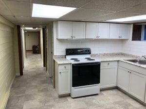 184 Kitchen and Hall